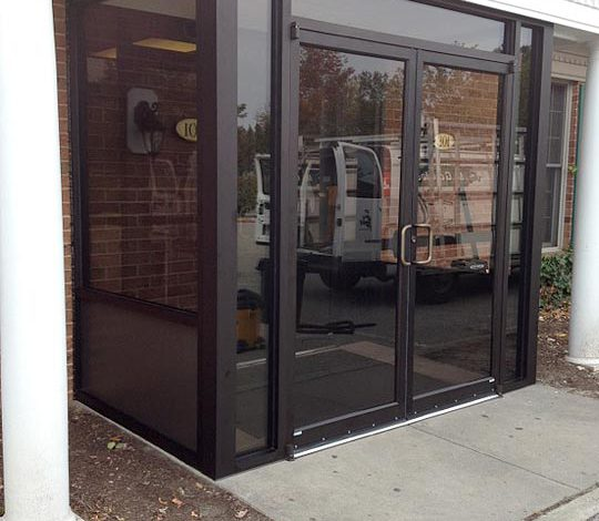 Commercial Windows Doors And Storefront 7glass